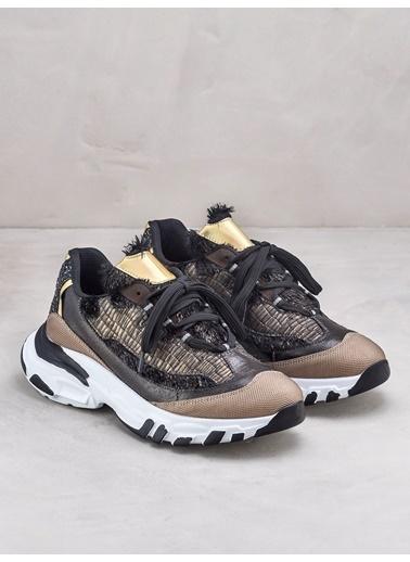 Elle Sneakers Kahve